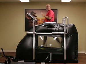 ALTER G Treadmills™ At The Rubin Health Center
