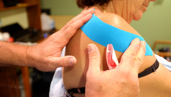 Kinesio Taping St. Petersburg